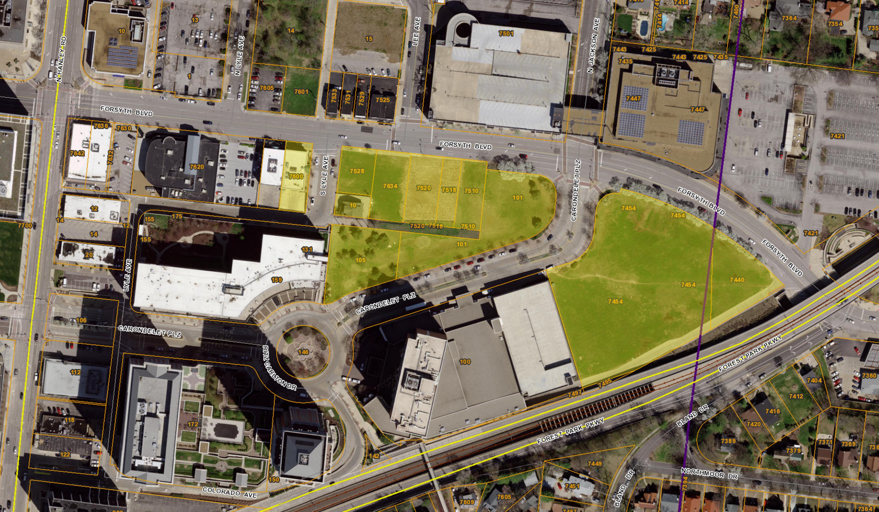 Centene Acquires More Land, Set to Go Big in Clayton