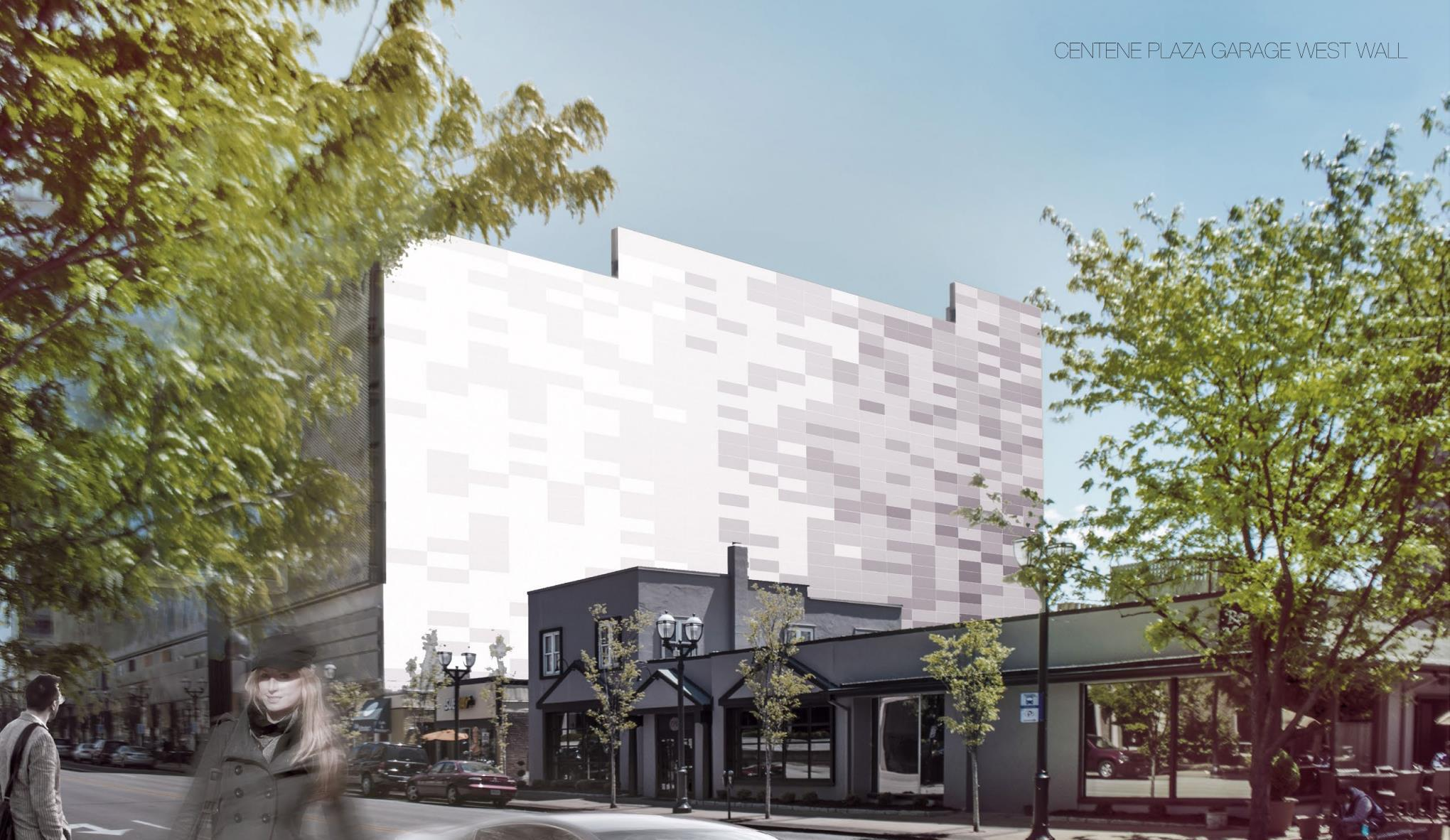 New Mural Proposed for Centene Plaza Garage