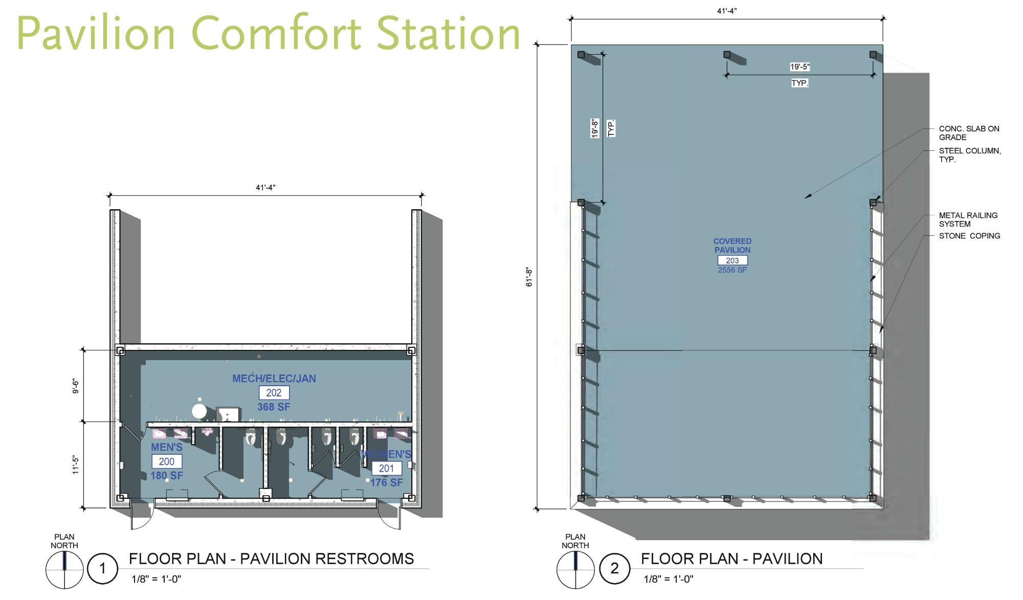 Central Fields_pavilion comfort station floorplan