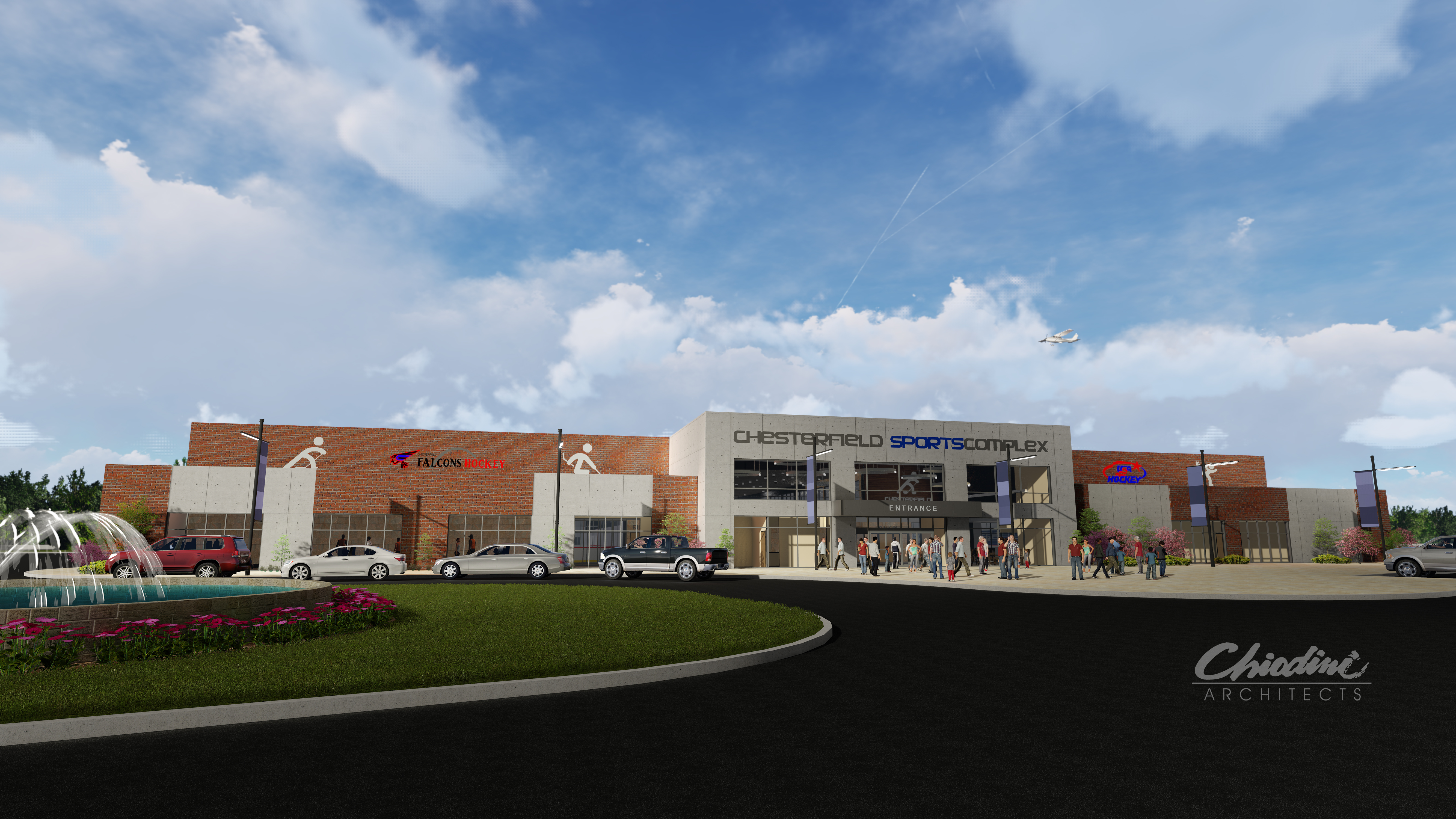 78,000 SF Multi-Sport Complex Proposed for Chesterfield Valley