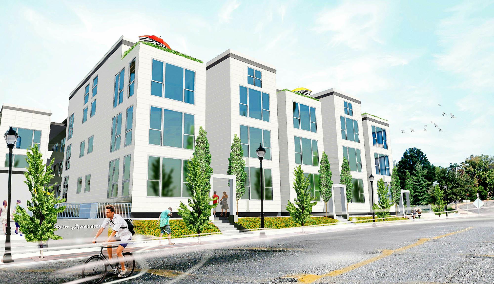 Saur Planning 161 Micro Apartments at Euclid & Delmar nextSTL