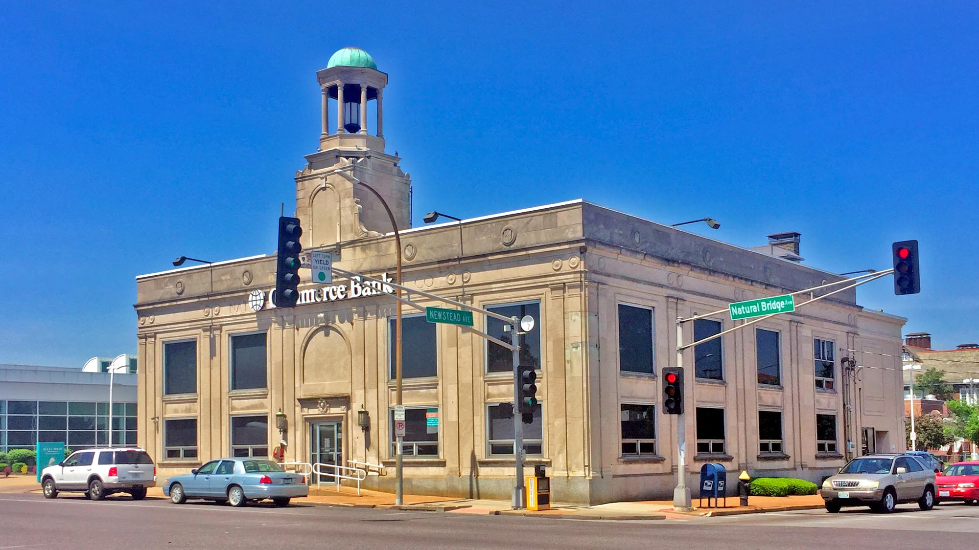 RFP Issued for Mound City Trust Building at 4401 Natural Bridge