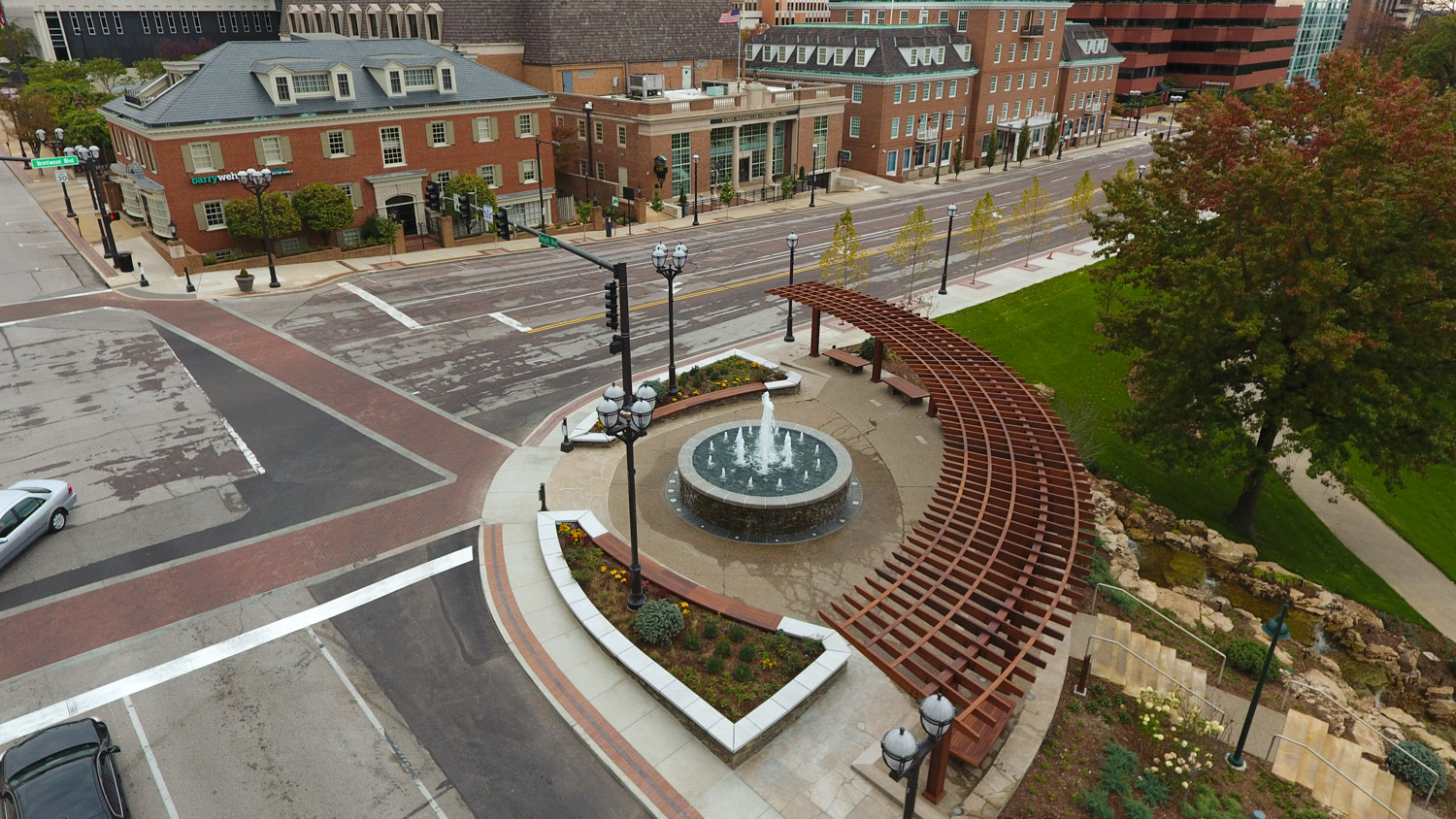 First look – Chapman Plaza Opens for Clayton Residents and Workers