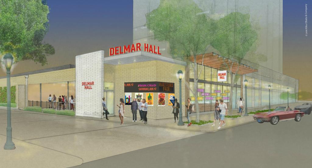 Delmar Hall in The Loop