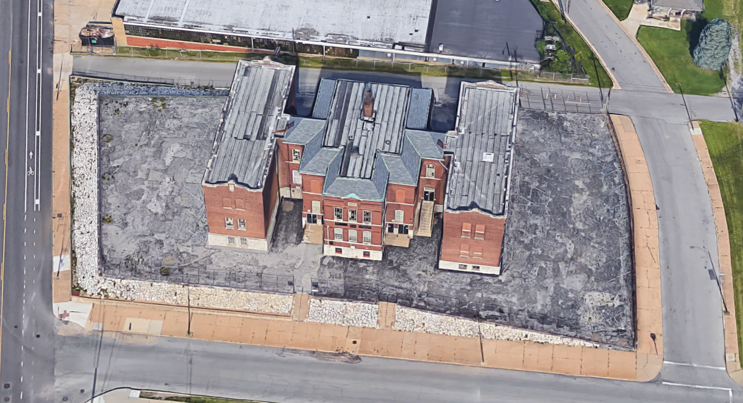 Historic Gratiot School Transformation To 22 Apartments