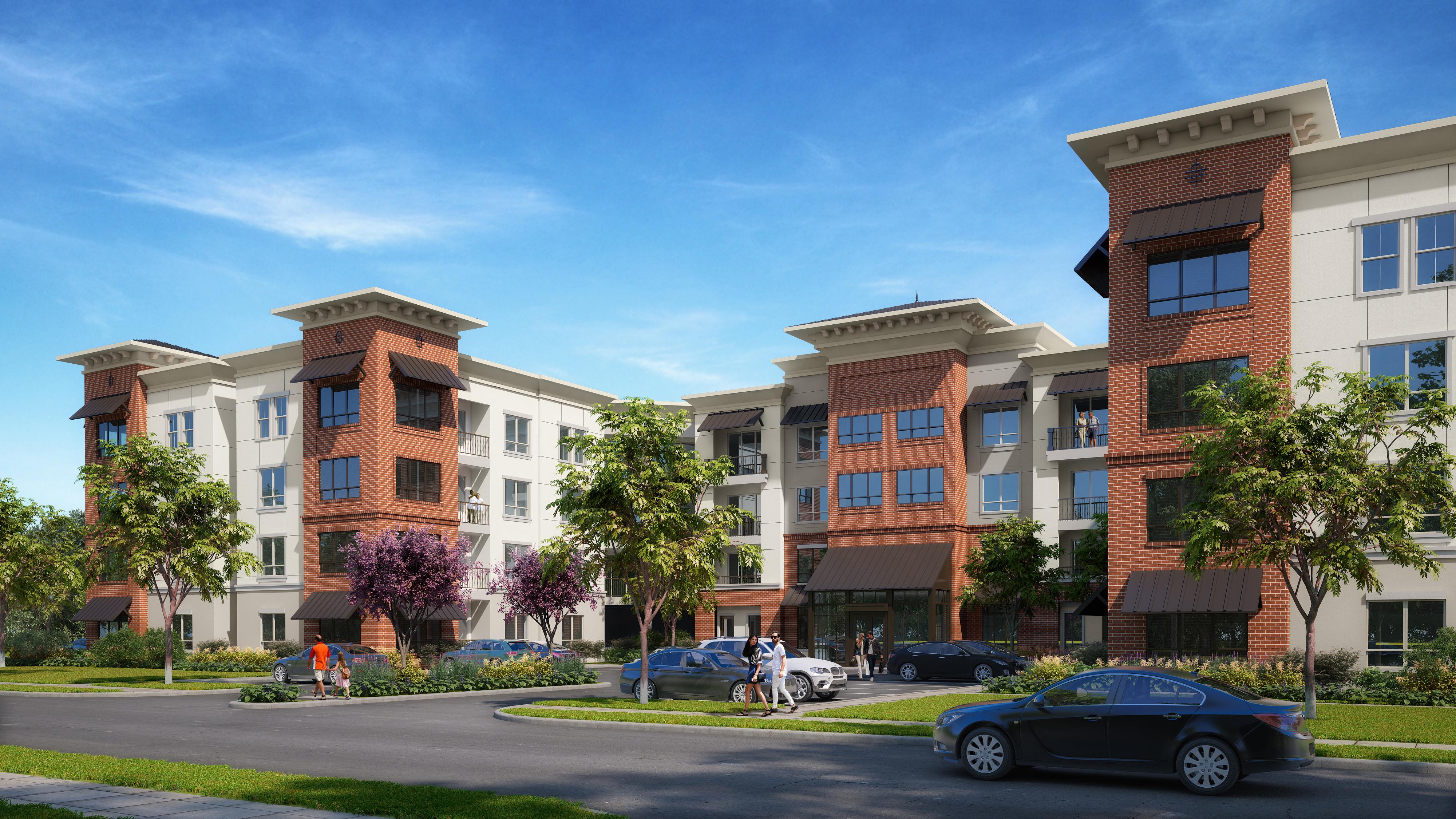 La Collina Apartment Building Set to Rise
