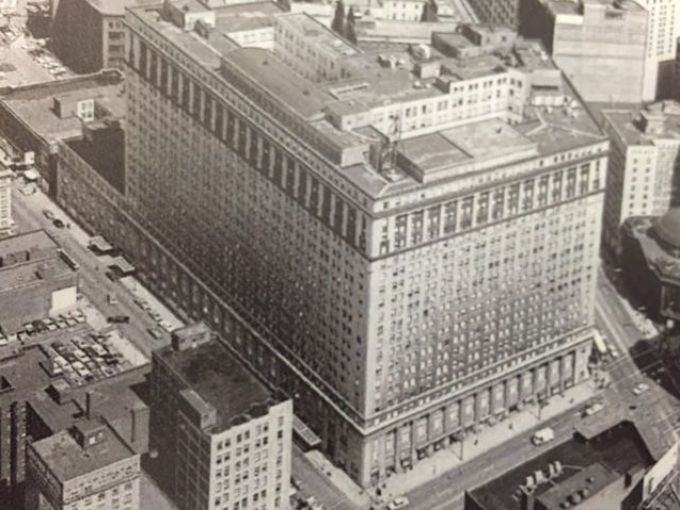 Huntington Building - Cleveland