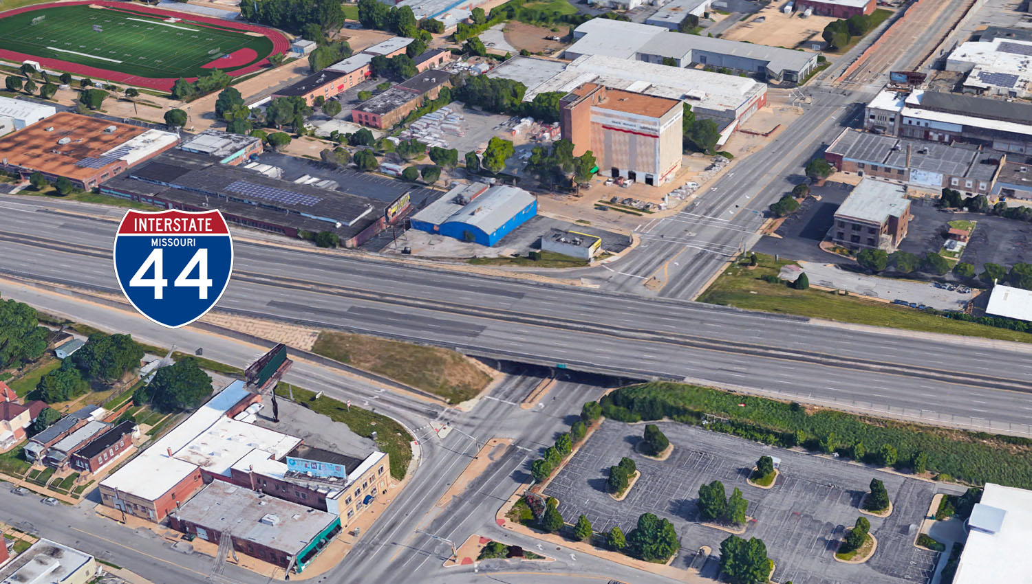 Expect Delays: I-44 Bridges Slated for Replacement Between Kingshighway and Grand
