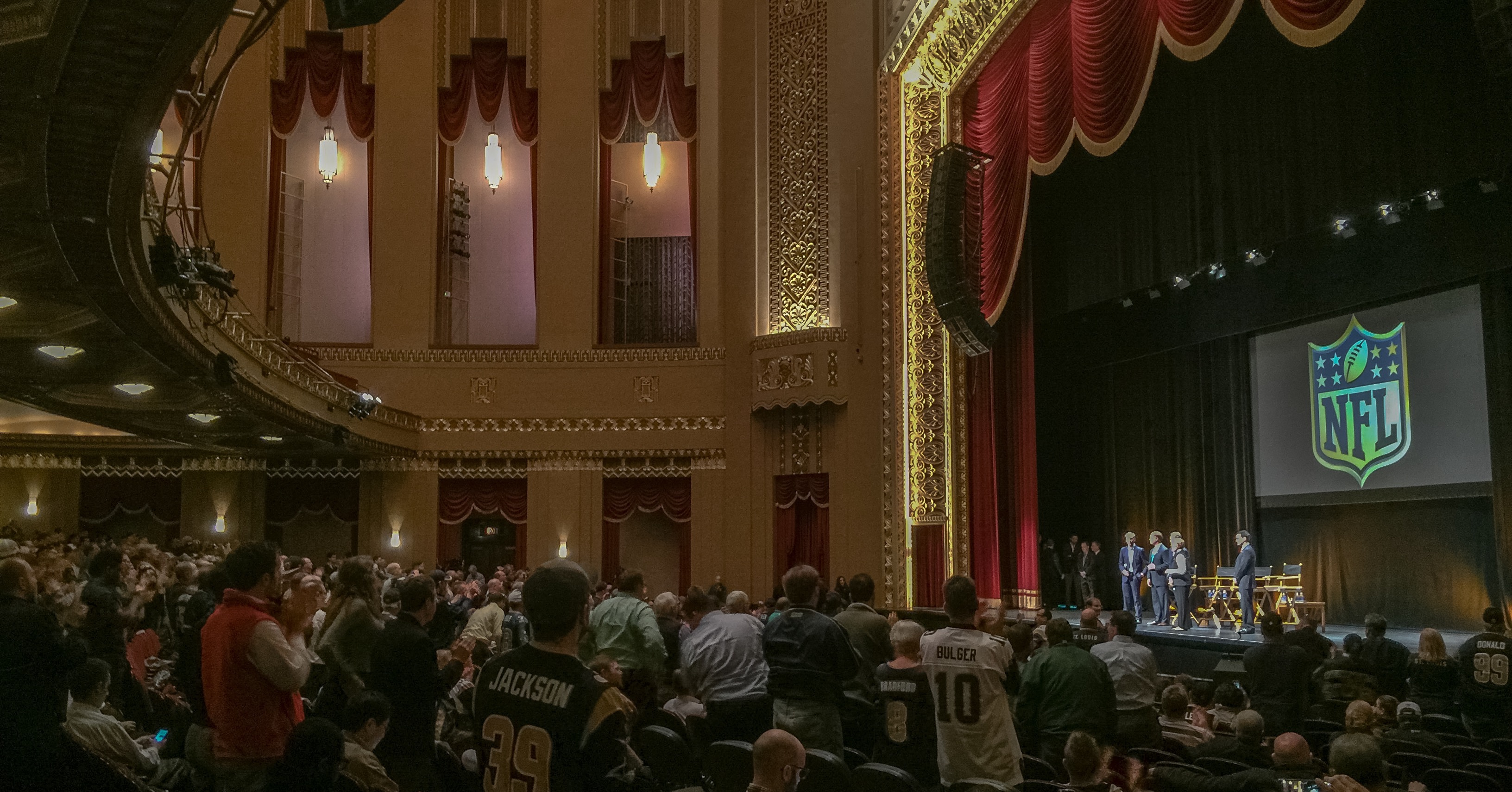 NFL Team Relocation Hearing in St. Louis on Storify