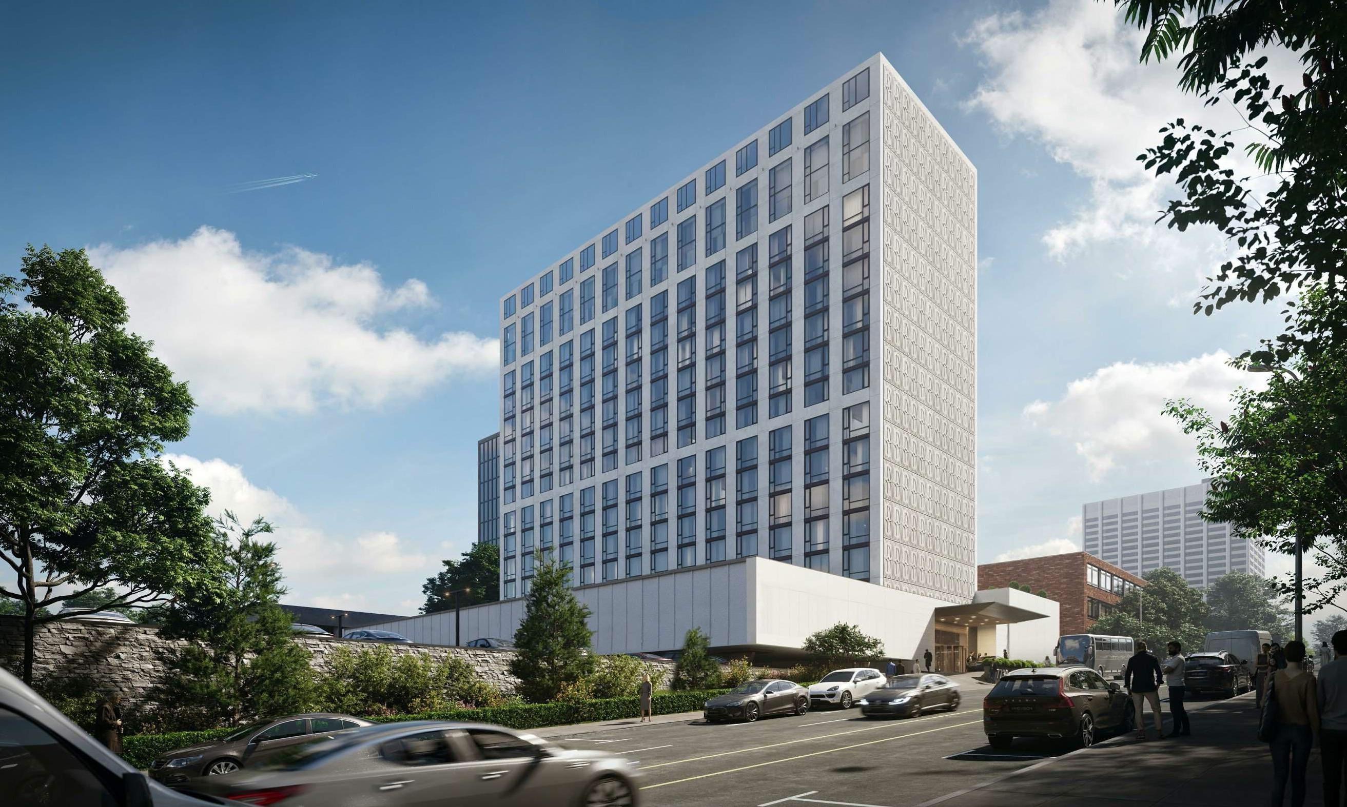 New Owner Plans $20 million Renovation for Sheraton Clayton Plaza Hotel