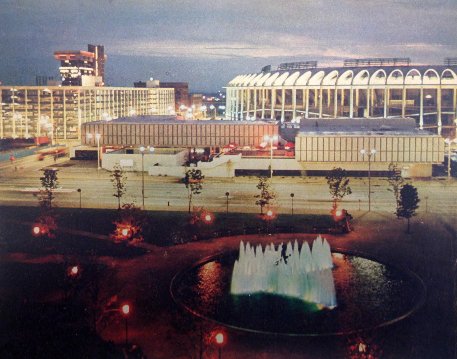 Utopia or Oblivion: Erasing Kiener Plaza