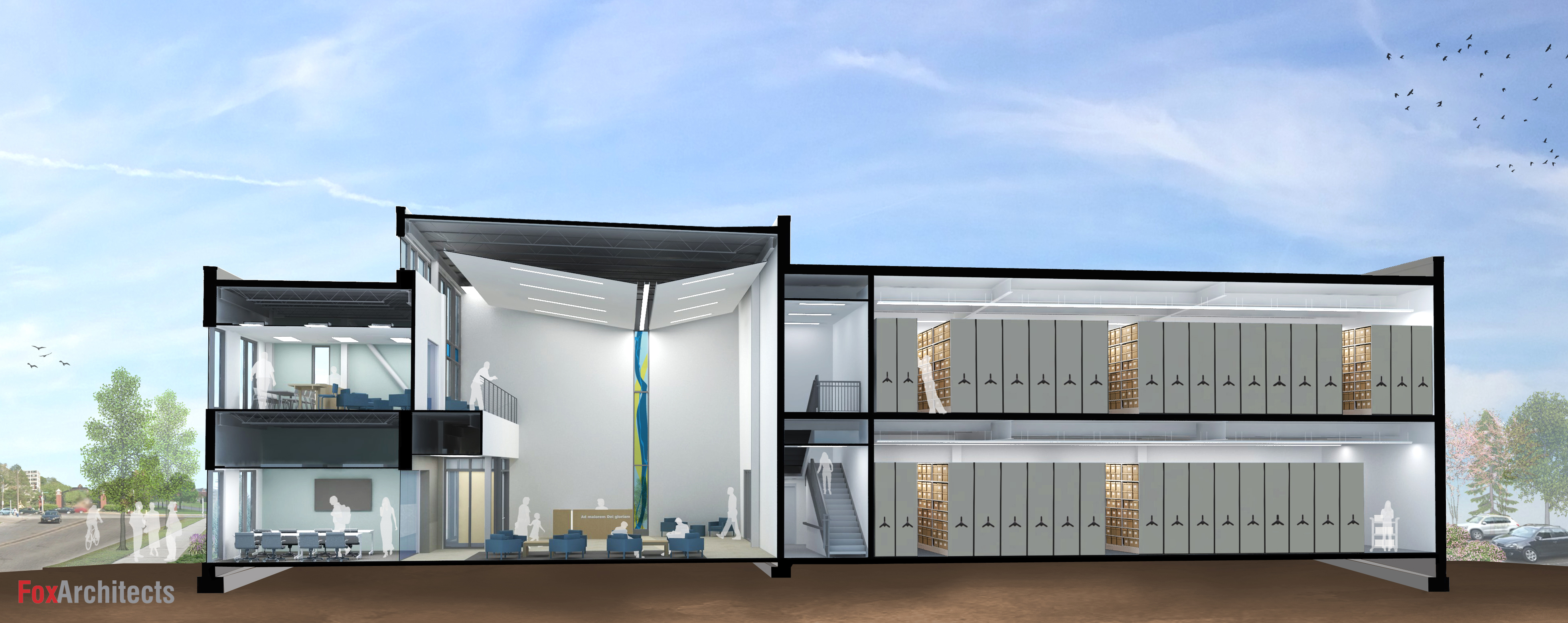 Work Begins on Jesuit Archive Facility at 3920 West Pine nextSTL