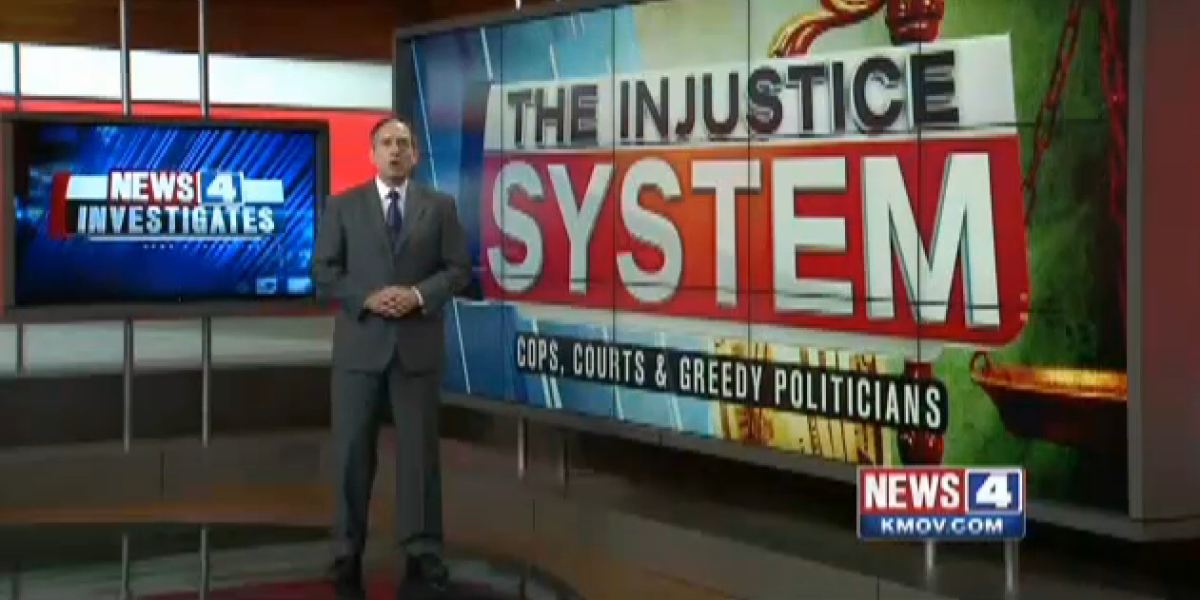The Injustice System: Cops, Courts & Greedy Politicians