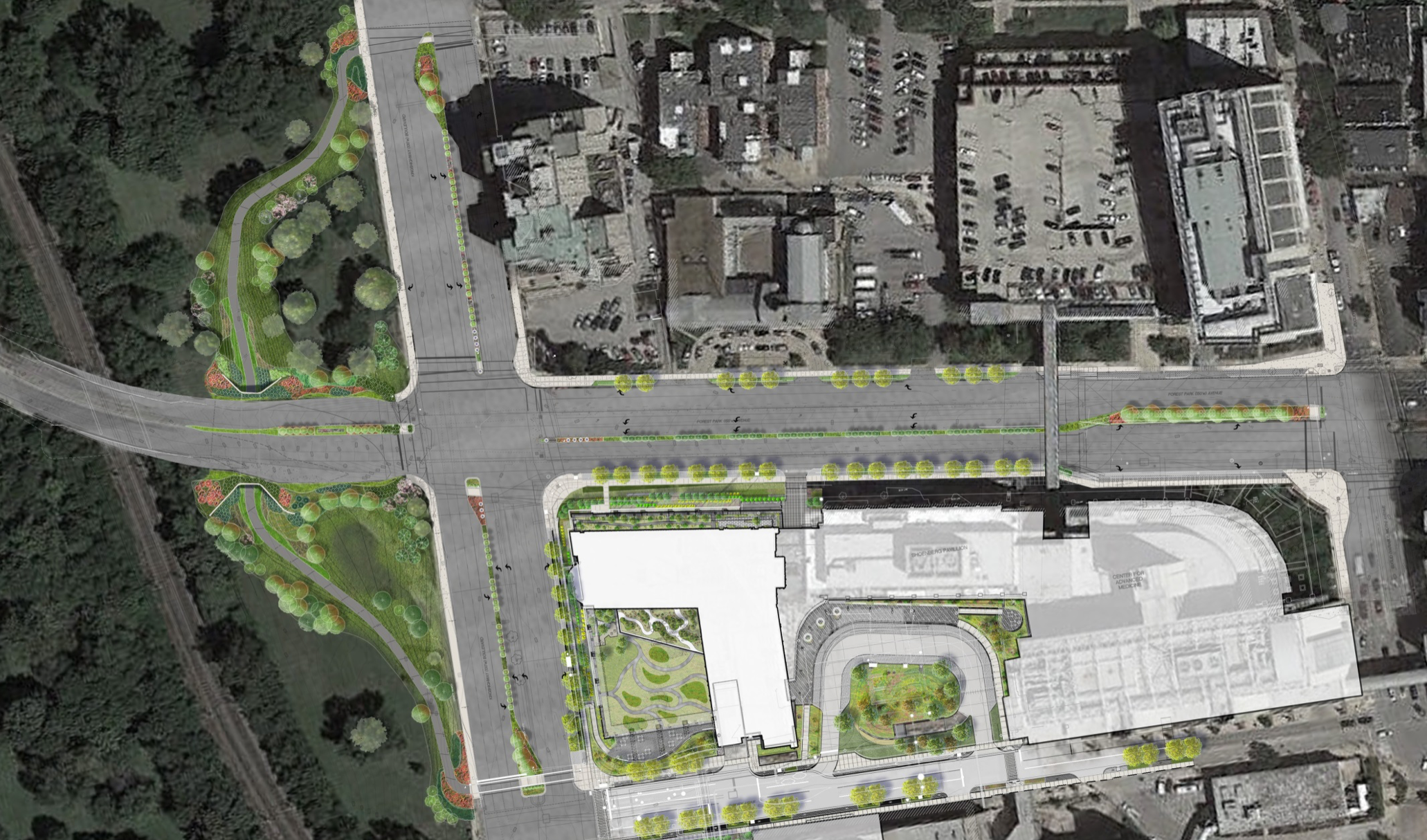 Forest Park Parkway at Kingshighway Project to Get Underway Next Month