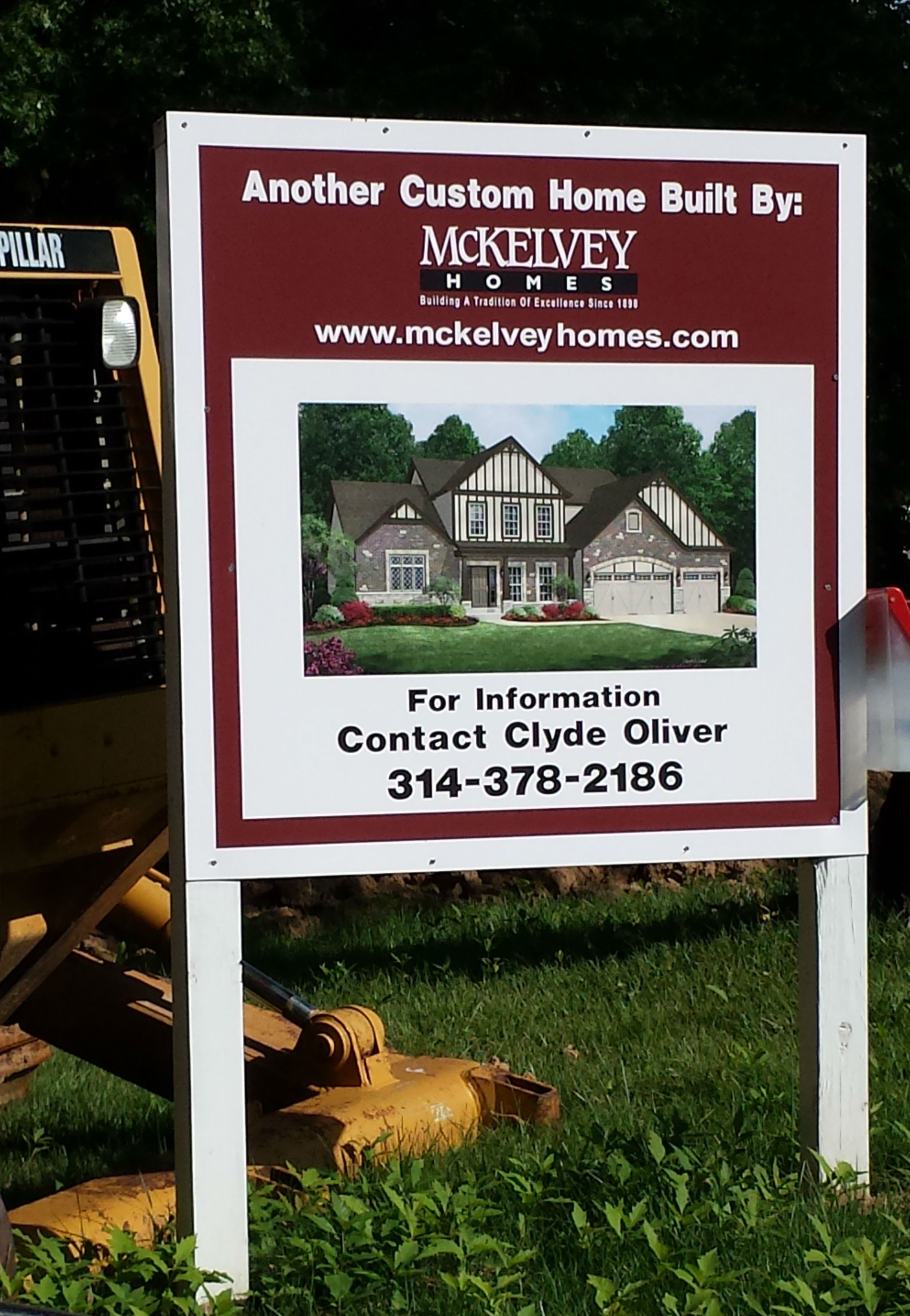 New Home Coming to St. Louis Hills (6474 Kinsey Place)
