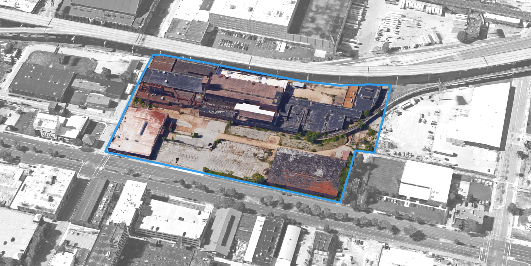 Lawrence Group Plans $100M Mixed-use Development at Long Vacant Midtown Site