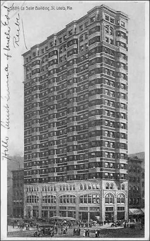 LaSalle Building 8