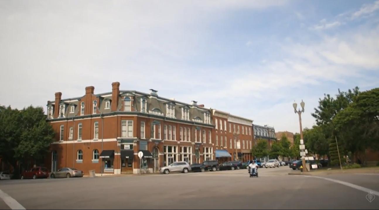 The Lafayette Square Neighborhood by Grain, Inc.
