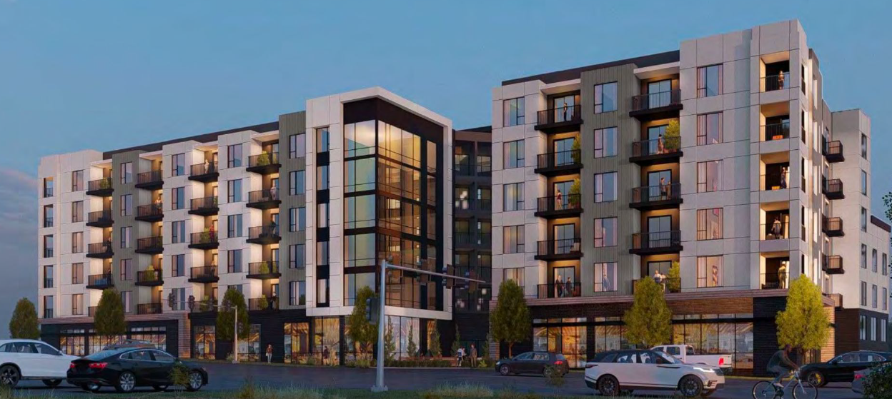 Lux Living Proposal for Oakland and Kingshighway