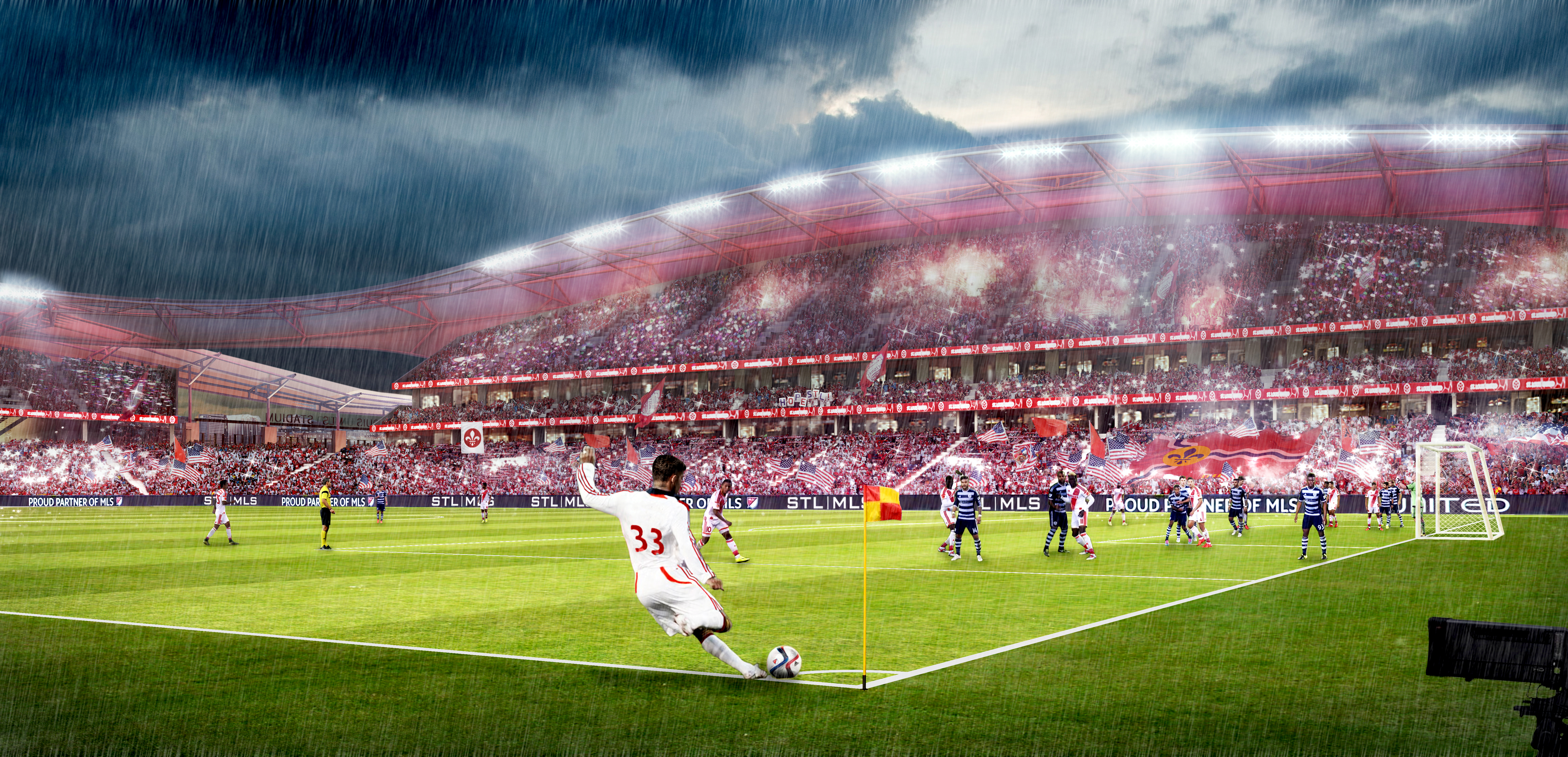 """Prospective MLS Ownership Group's """"Community Benefits Agreement"""" Announcement"""