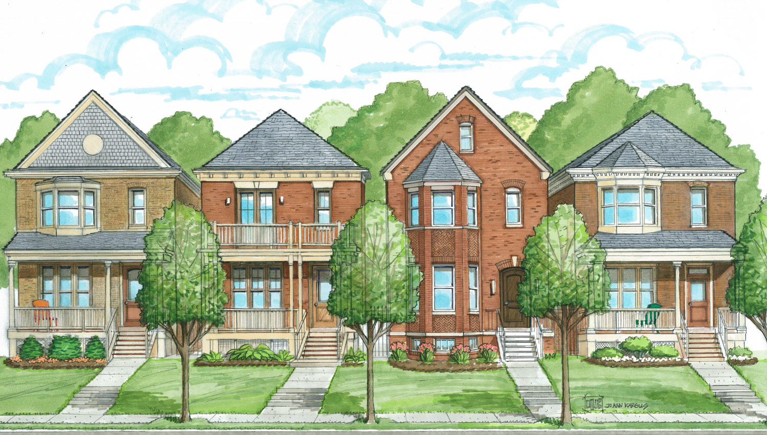 Maryland East: New Homes in the CWE