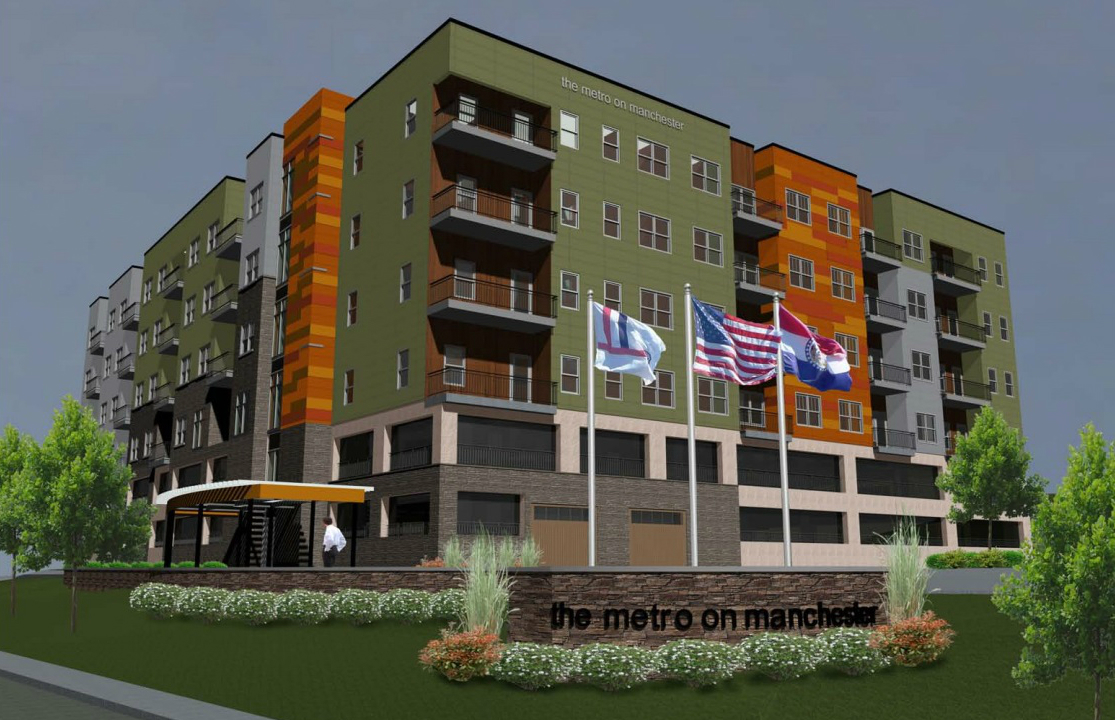 Brentwood Expected to Approve Re-Zoning for 80-Unit Metro on Manchester