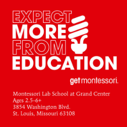 Montessori Lab School Ad- Next StL 250