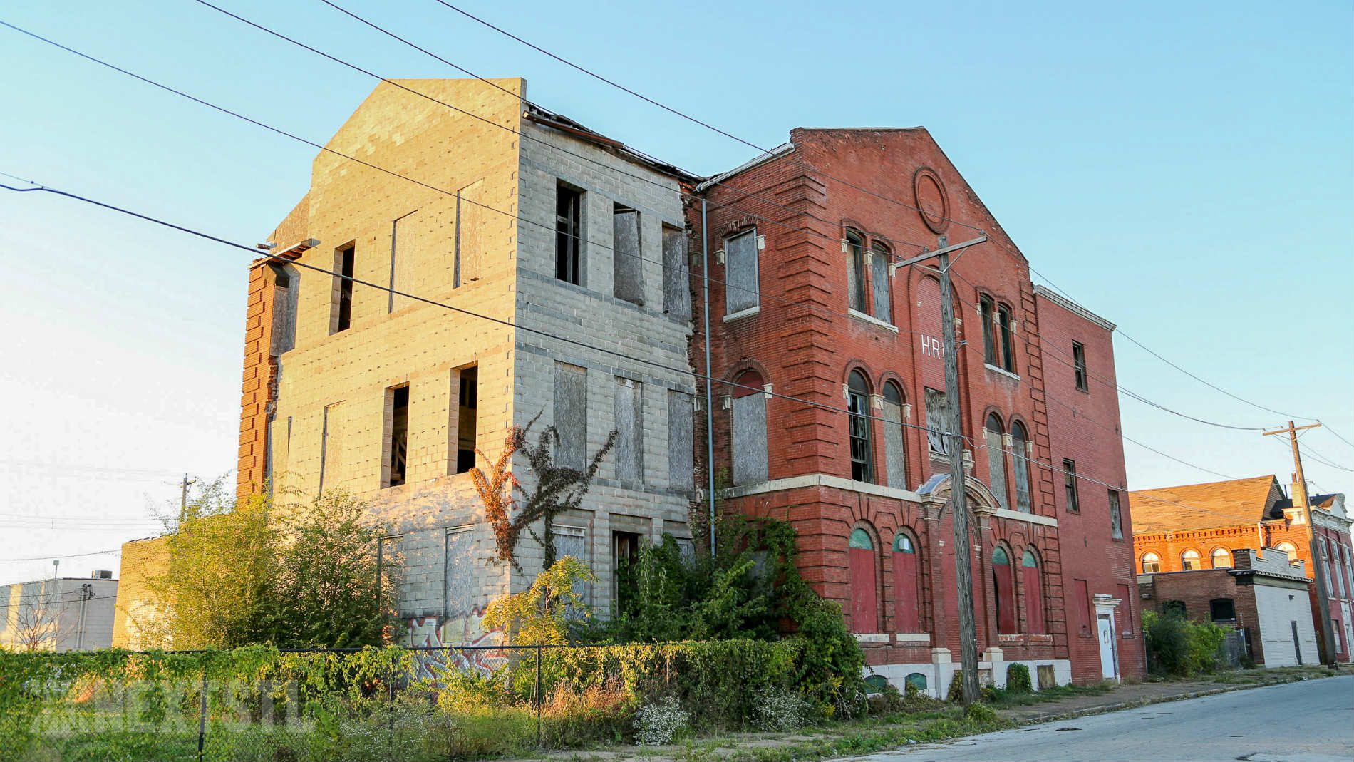 New Hope for Mullanphy Emigrant Home