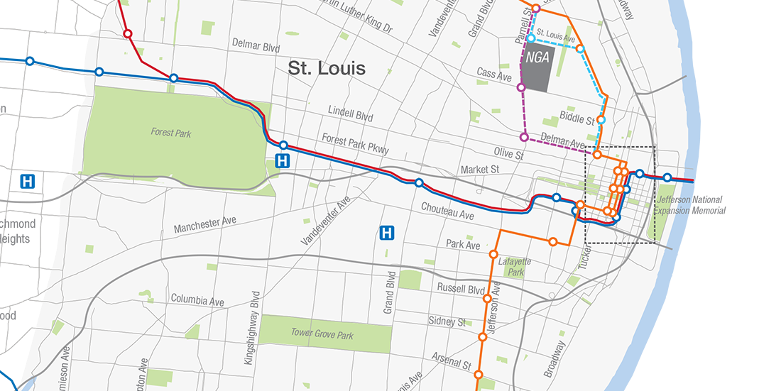 Absent Needed Transportation Discussion, Here Comes North-South Light Rail Study
