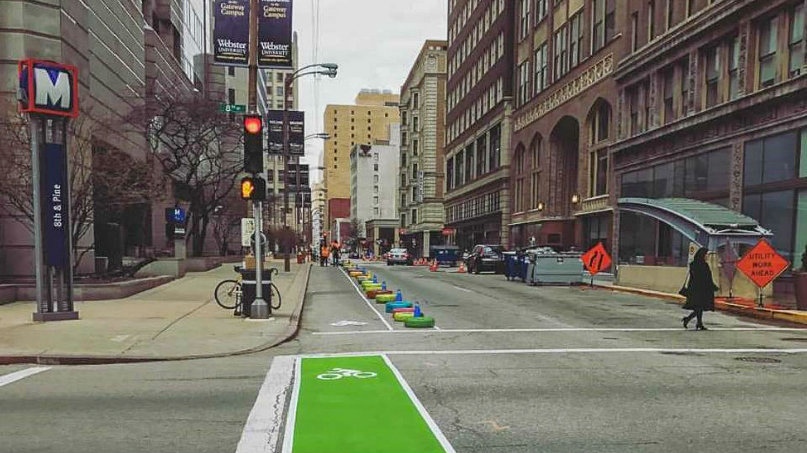 Enhancing Transportation Options: St. Louis Downtown Multimodal Plan on Agenda for Adoption by City Planning Commission