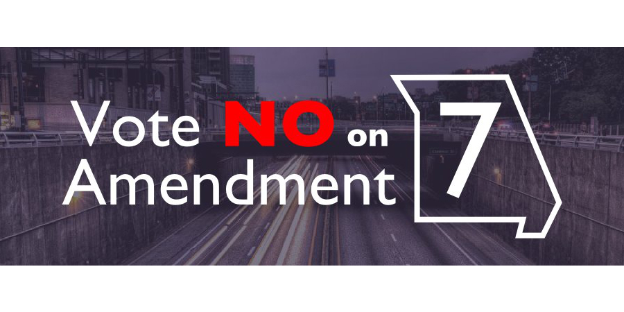 Vote NO on 7: Continue the Conversation on Transportation Priorities