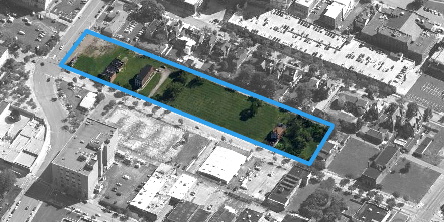 New 179-Unit Student Housing Building Coming to Grand Center (3700-3824 Olive)?