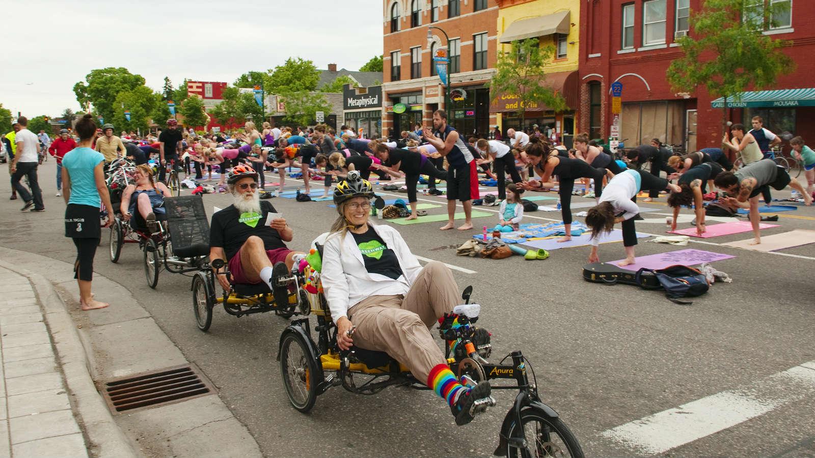 Open Streets Re-Launching in St. Louis in June 2018