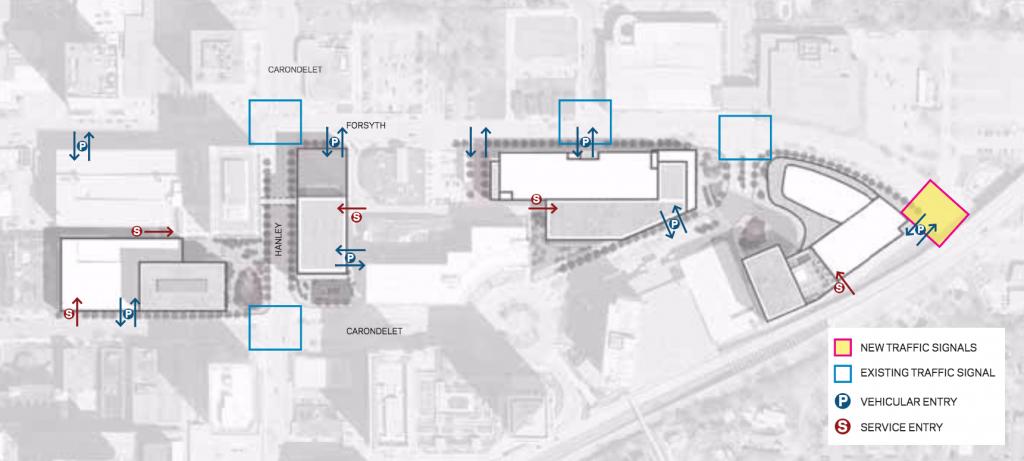 Centene_Overall_parking access