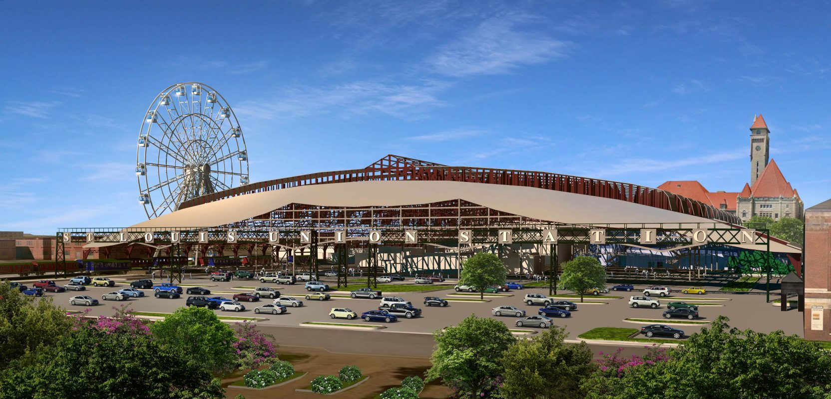 St. Louis Wheel Approved for Union Station