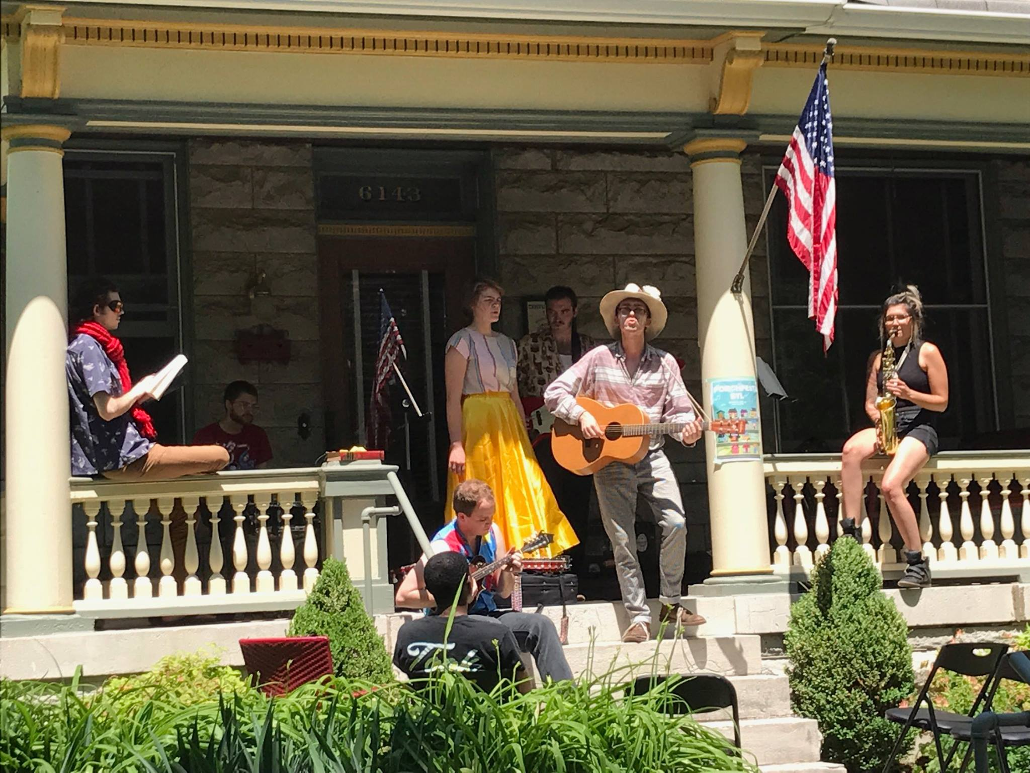 A Quirky Music Festival Demonstrates Its Community Development Value for Skinker DeBaliviere