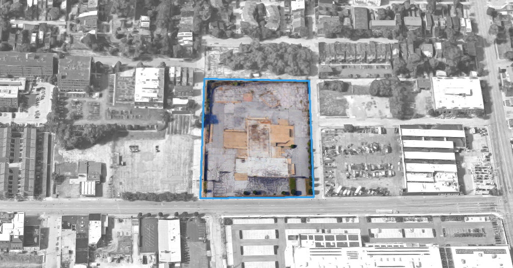 Pulte Homes Plans 64 Townhomes for Praxair Site in Lafayette Square