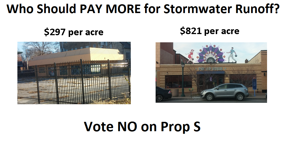 Prop S Pay More Delmar Loop