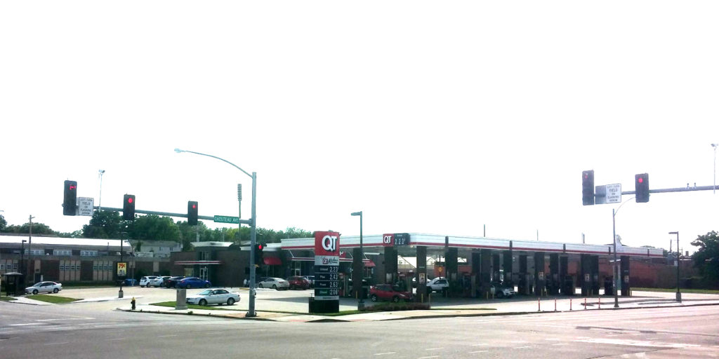 QuikTrip_Chouteau and Jefferson