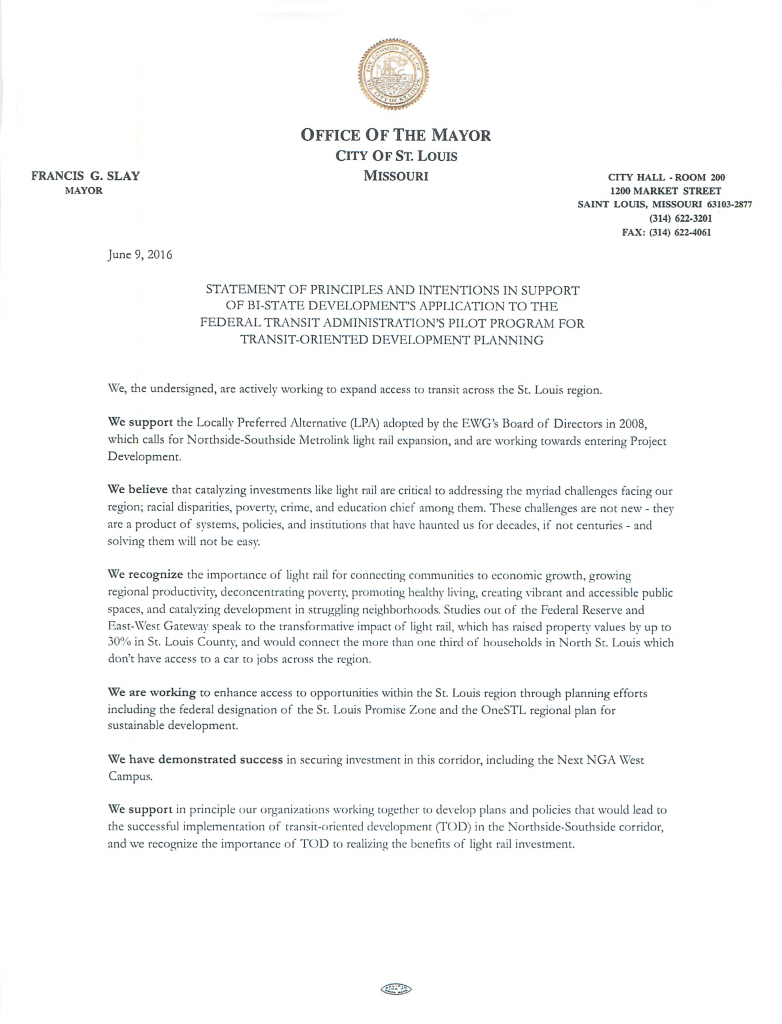Regional Letter of Support for N-S Metro_1