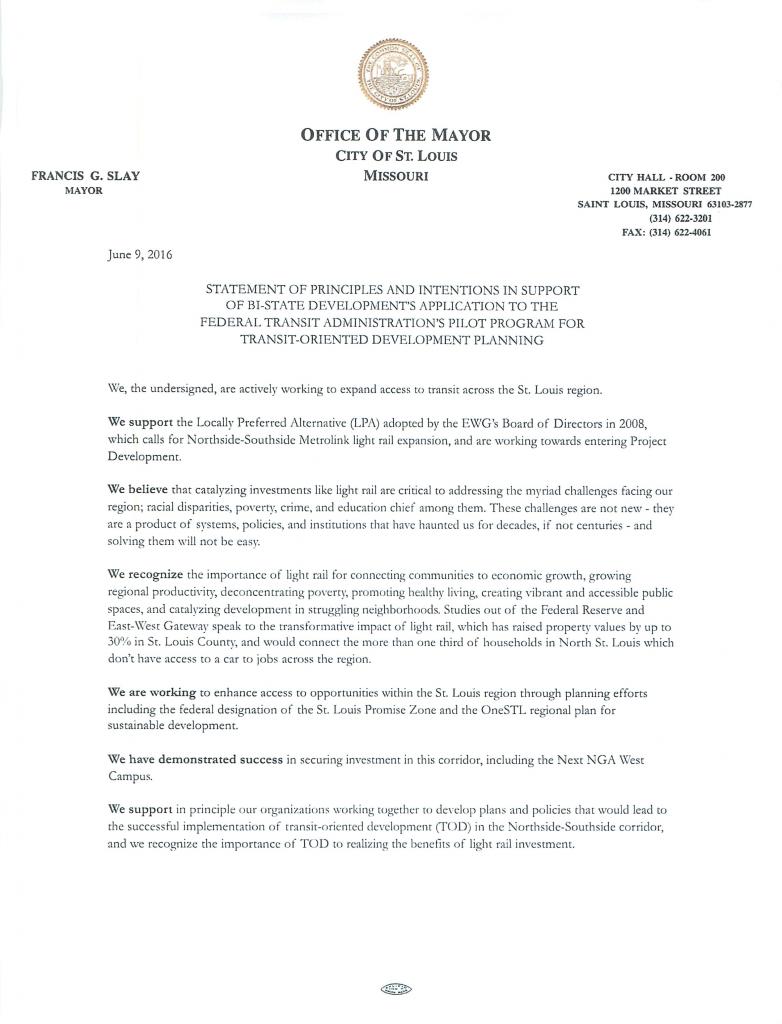 Regional Letter of Support for N-S Metro_1