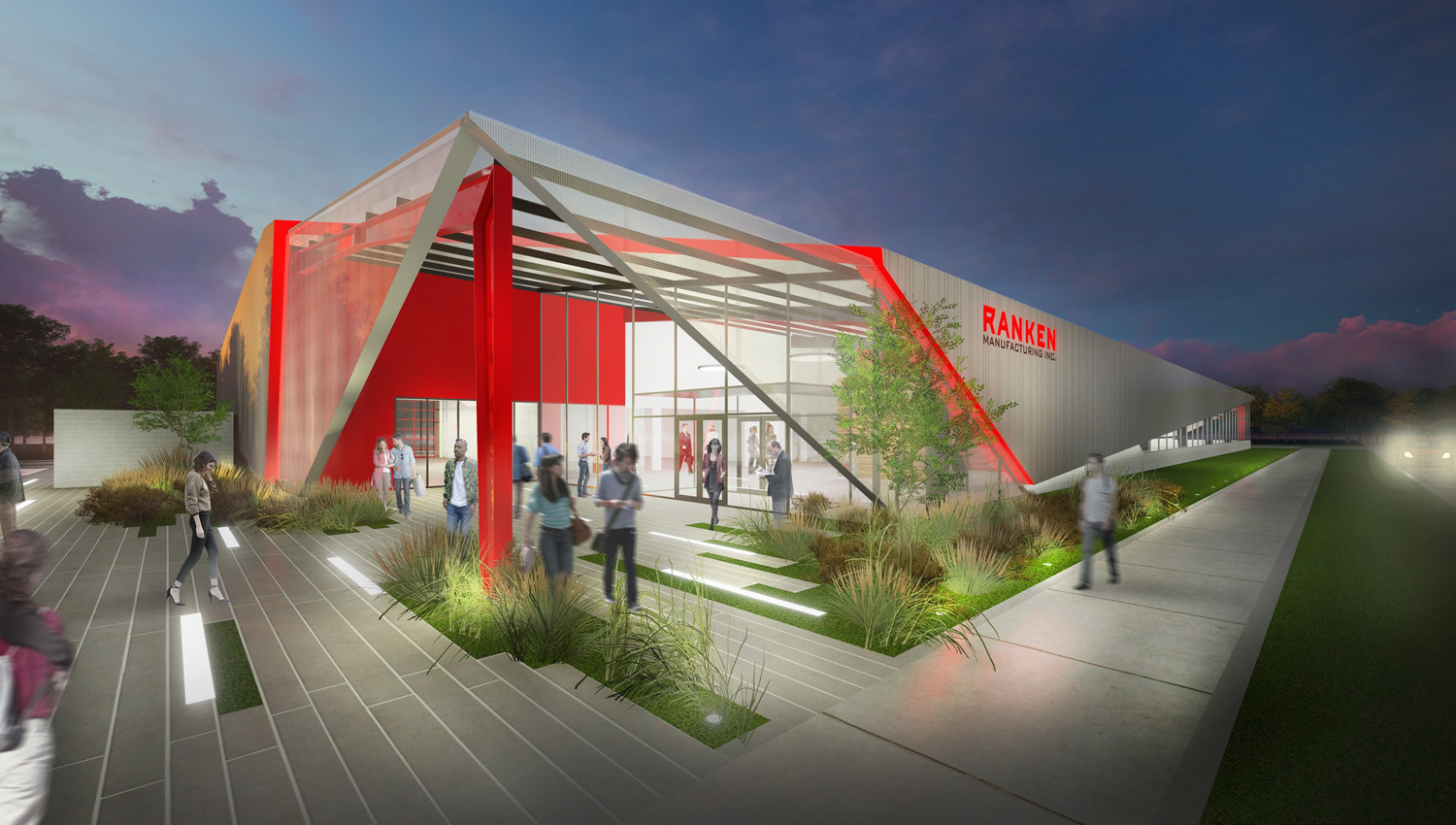 Ranken Technical College is about to begin construction on Manufacturing Inc a $4.6 million 26000 square foot incubator for high tech manufacturing and ... & Construction to Begin on Hi-Tech Manufacturing Incubator in North ...