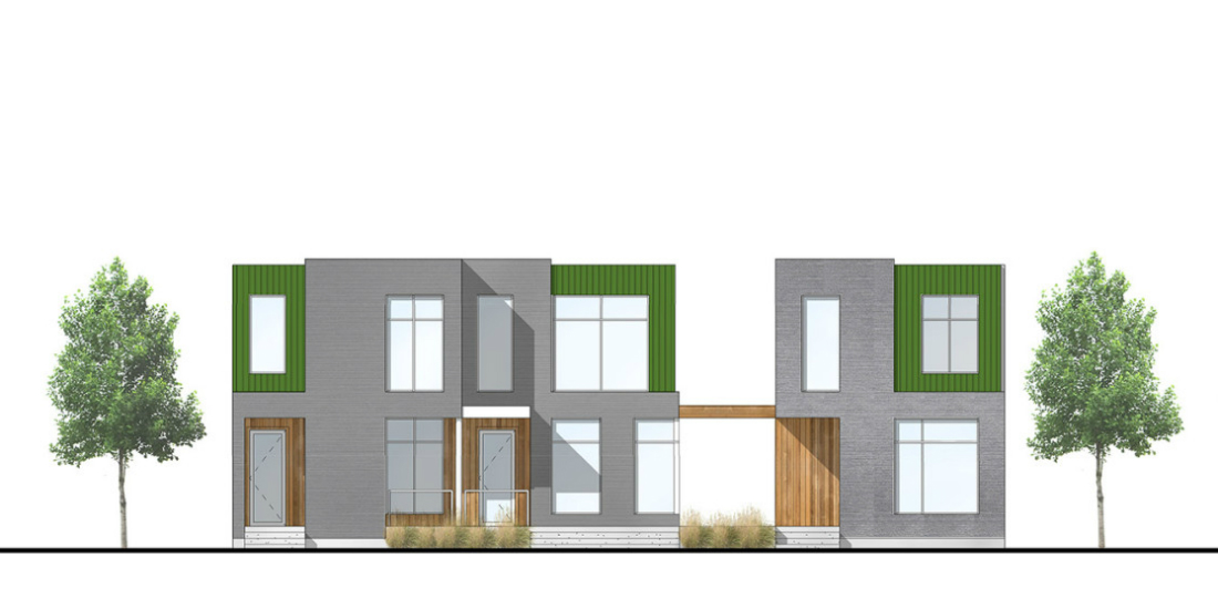 50 Affordable Apartments, Townhomes Planned for The Grove