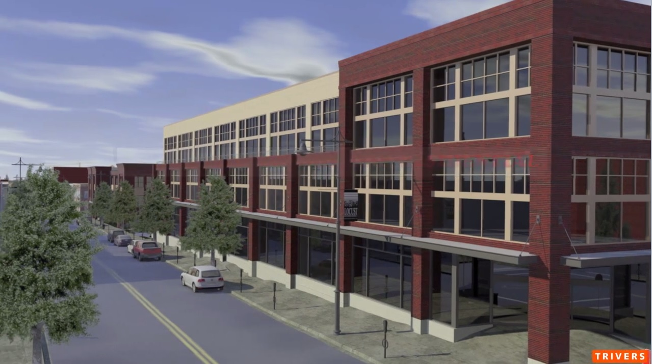 Master Planned Salvation Army Project in Midtown Progressing? (2900 Washington)