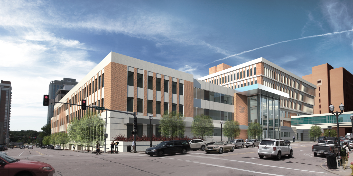 St. Louis County Family Courts Project Nearing Completion