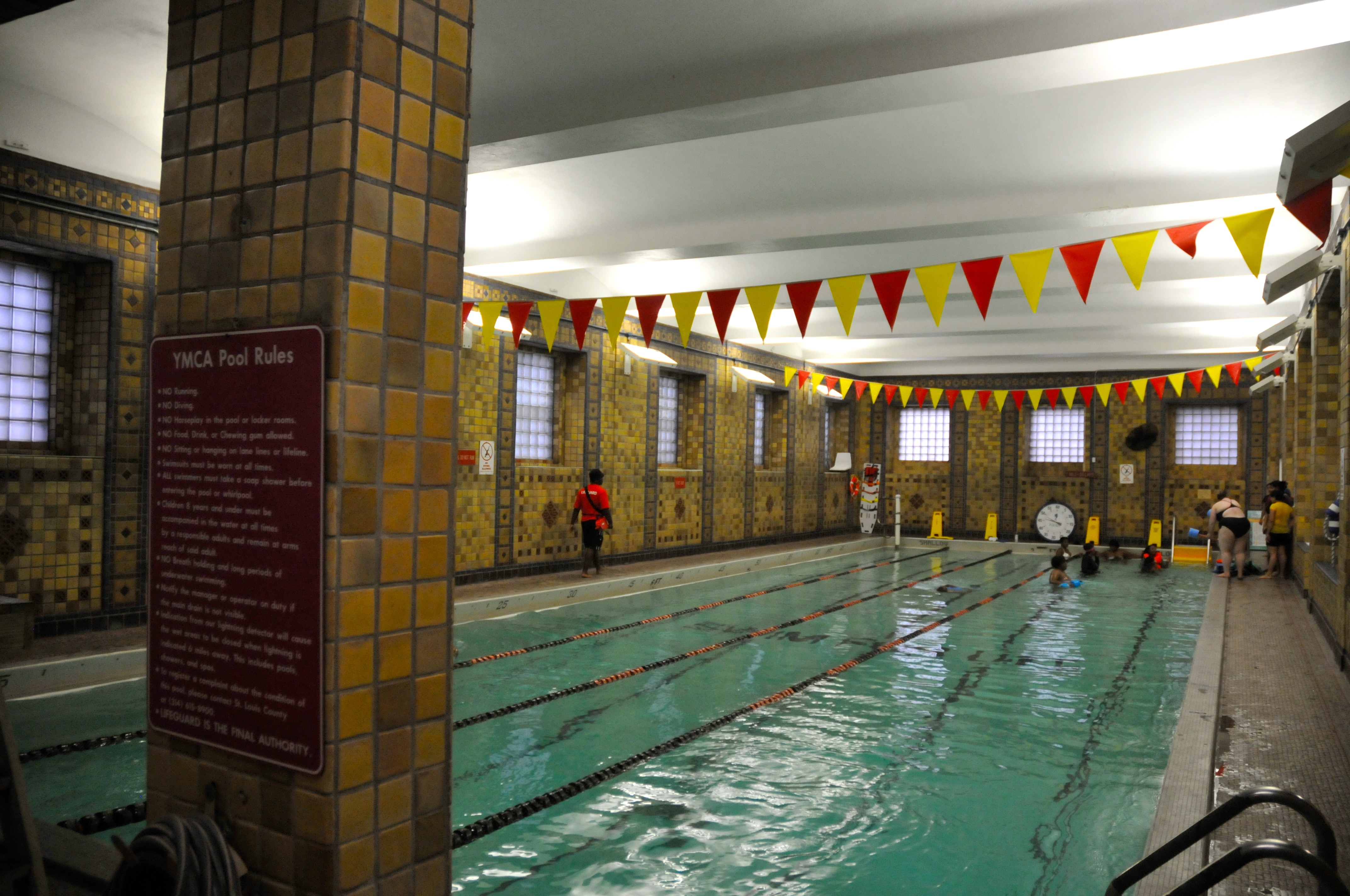 42 Images of The Locust Street YMCA – 90 Years In Downtown St. Louis