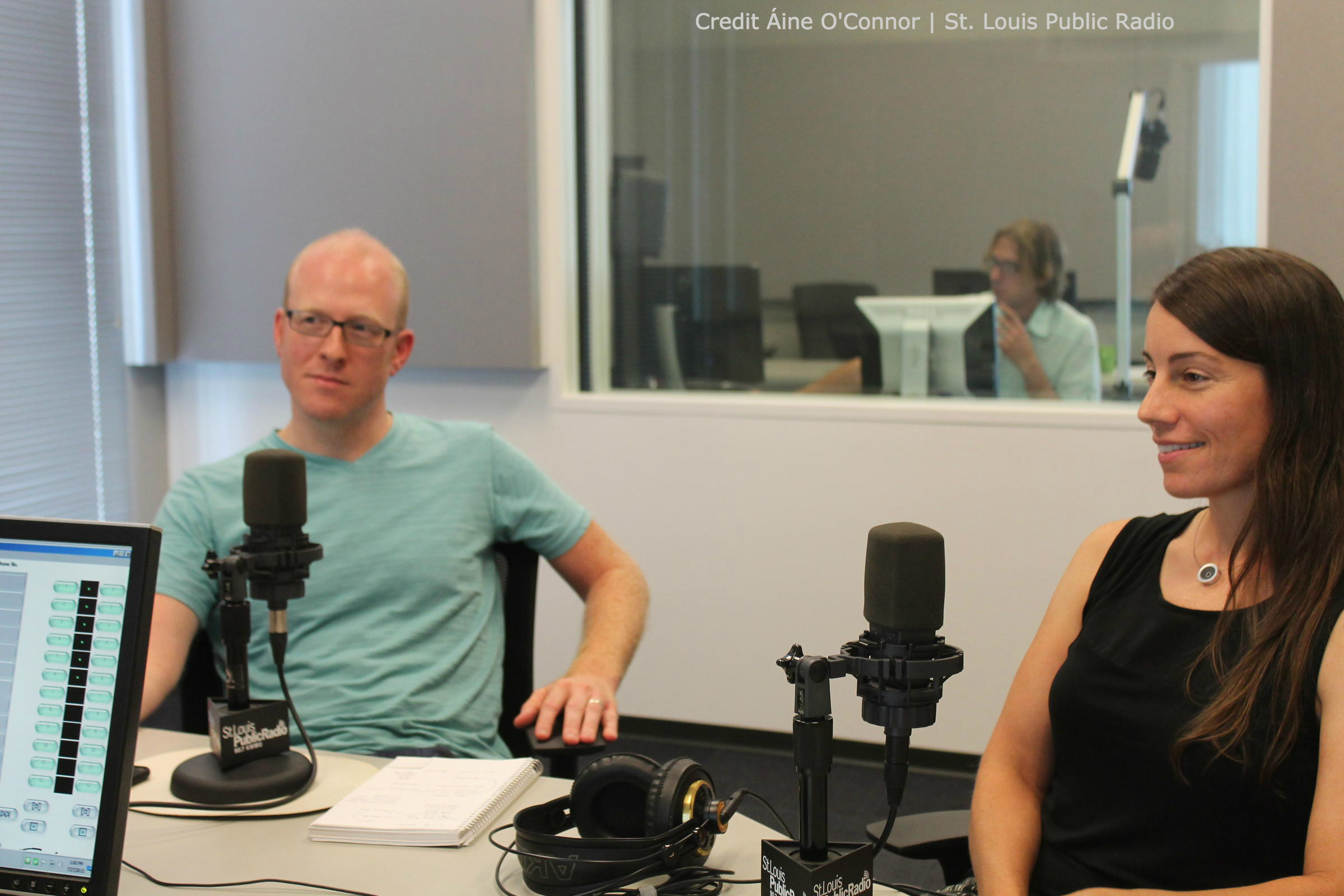 """St. Louis On the Air: Our Built Environment and Redefining """"Feasible"""" [audio]"""