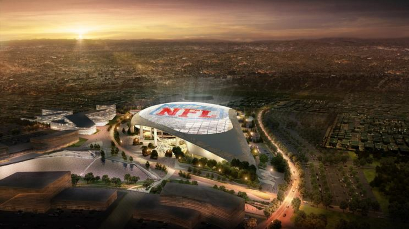 Statement of Reasons in Support of the Rams' Application to Relocate to Los Angeles