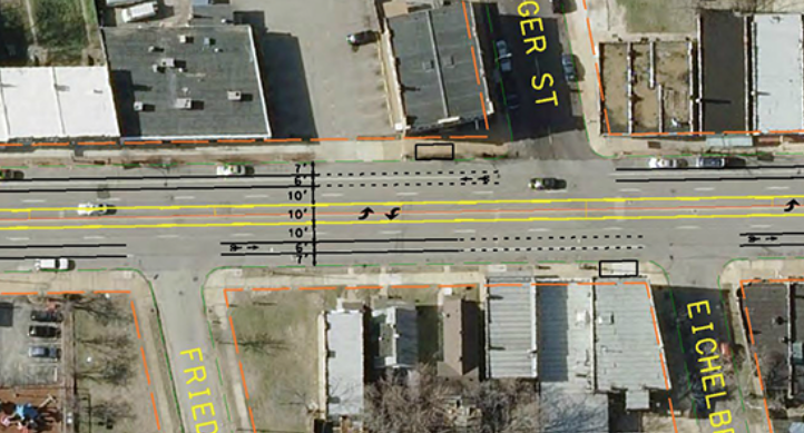 Gravois - Christy to Chippewa