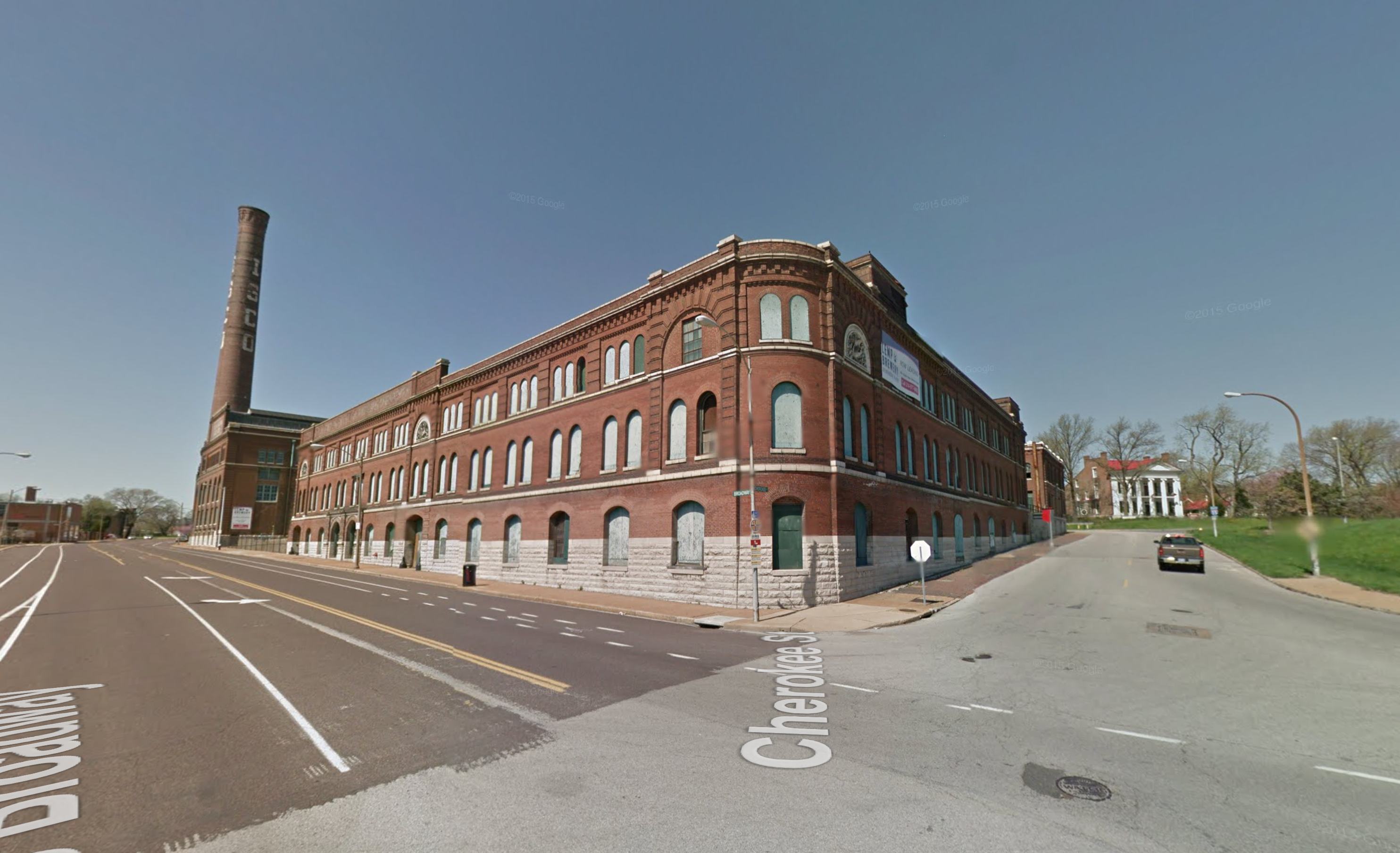 Investment in Lemp Brewery Continues with $500K Roof Repair